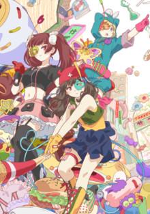 TVアニメ『URAHARA』2017年10月放送 アニソンシンガーの春奈るなさんが声優に挑戦