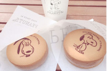 中目黒の人気カフェ「PEANUTS Cafe」のテイクアウトメニューに、数量限定アイスサンドクッキーが新登場♡