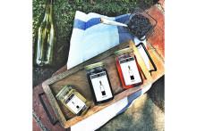 オトナのピクニックにおすすめ♡ワイン味のノンアルコールジャムがおいしそう!