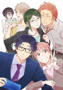 シリーズ累計420万部突破の人気コミック「ヲタクに恋は難しい」TVアニメ化決定