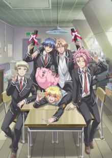 OVA『美男高校地球防衛部LOVE!LOVE!LOVE!』本予告映像が公開