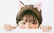 ニャンコになりきってグルーミング♡「フェリシモ猫部」の猫耳付きターバンが可愛すぎ!