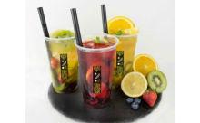 クールダウンにピッタリ♪「PEARL LADY 茶BAR」にメガサイズ&フルーツごろごろティーが登場!