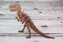 遊んだ後は食べれちゃう!チョコレートでつくる恐竜の骨格標本がおもしろい