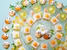 マンゴー・ピーチ・メロンの饗宴!真夏のスイーツビュッフェ