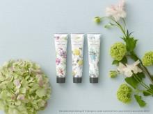 英国庭園を想わせる花の香りのハンドクリームが誕生