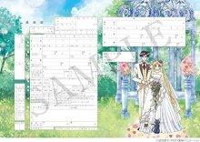 実際に使える!アニメのキャラクターの婚姻届を紹介します!