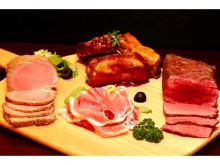 女子限定!極上肉3種が1260円で食べ放題