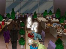 行きたい。銀座にお昼寝するためのカフェできる