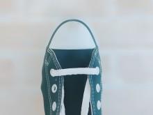 おしゃれな人はもうやってる⁉︎ 簡単でかわいい靴ひもアレンジ【格子結び】