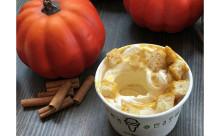 シェイクシャックの絶品アイスがハロウィン仕様に!スパイス香るパンプキン風味を楽しんで♡