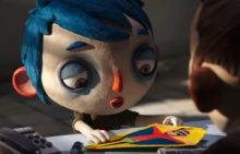 ストップモーションアニメーション映画「ぼくの名前はズッキーニ」が2018年2月公開決定!