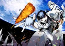 人気WEBマンガ『宇宙戦艦ティラミス』2018年にTVアニメ化決定