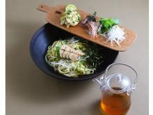 和ぱすた専門店こななに、松茸や秋鮭を使った秋限定メニュー