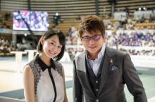 哀川翔、手作りロボットで戦う世界の学生たちに感動「大事なことを教わりました」
