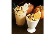 トッピングのクッキーがポイント☆タリーズコーヒー「ハロウィンドリンク」が期間限定で登場!