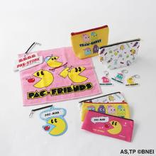 どれもたった300円♡「3COINS×パックマン」のコラボアイテムがレトロかわいい!