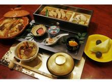 松茸1本を期間限定で贈呈!松茸と近江牛が贅沢すぎるランチ