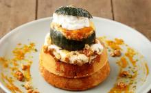 ちびカボチャを独り占め♡秋をまるごといただく「カフェ&ブックス ビブリオテーク」の収穫祭が開催中!