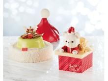 SNS映えするクリスマスのご準備を!夢あふれるXmasケーキ