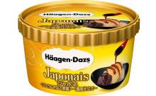 あの「バニラ&きなこ黒蜜」が濃厚に進化!ハーゲンダッツのジャポネシリーズ新作が発売決定