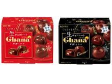 冬季限定!世界的ショコラティエも認めたガーナ生チョコ