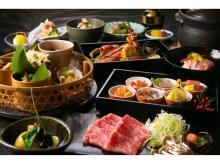 鹿児島県老舗旅館にて「祝日本一」黒牛和牛食べつくしプラン