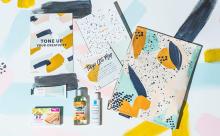 """「My Little Box」10月は""""アート""""がテーマ☆クラッチバッグや保湿コスメなど充実の内容にワクワク!"""