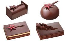 星に願いをかけてみる?ラ・メゾン・デュ・ショコラからシックなクリスマスケーキが登場☆