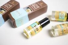 ソープトピアで一番人気の香りの天然アロマパフュームオイル