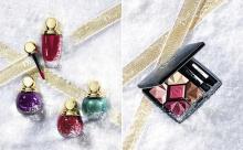 芸能人も御用達のディオールから、きらめく宝石をイメージしたクリスマス限定コレクションが登場!
