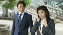 ちょんまげ篠原涼子もセクシー高橋一生も! 役者力が炸裂【月9「民衆の敵」】