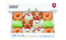 初の三角ドーナツが登場♪クリスピークリームの今年のクリスマスアイテムが気になる☆