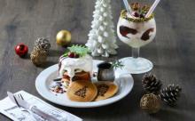 「PEANUTS」のクリスマスをイメージ♪大人スヌーピーカフェの限定メニューがオシャレ♡