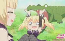 11月3日から『ノラと皇女と野良猫ハート』1万本突破記念 桜ヶ淵学園 AKIHABARA購買部を実施! あのヤギも缶バッジに!?
