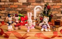 ステラ・ルーのネックレスも!ダッフィー&フレンズのクリスマスグッズ