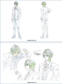 女性向け恋愛ゲーム『誘惑オフィスLOVER2』タテアニメ化決定メインキャラ設定画を公開