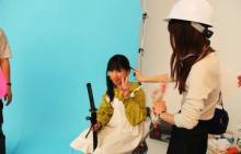 大人気アニメ「喰霊‐零‐」がパチンコに!メイドの太刀筋に見惚れる 販促用動画を公開