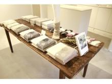 シルクインナーブランド「くらしきぬ」に初の直営店オープン