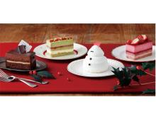 「パティスリー キハチ」の新作ケーキでお試しクリスマス?!