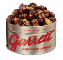 ギャレットポップコーンに濃厚な新フレーバーを詰め込んだクリスマスギフト缶が登場♩