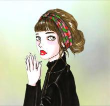 今年の冬はヘアバンド&ターバンを楽しみたい!選ぶ色・柄別に合わせるメイク3パターンのススメ♡