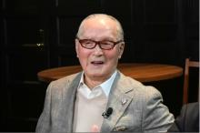 中居正広、野球界のレジェンド・長嶋茂雄氏に密着 夢の対談も実現