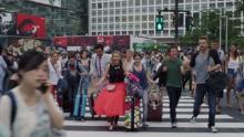 『フラーハウス』渋谷スクランブル交差点で撮影敢行 「アドレナリンが出た!」