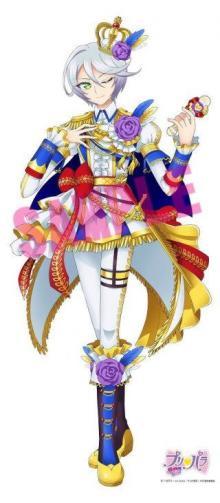 『プリパラ』オーラはラスボス級!?イケメンすぎる(女)最強アイドル紫京院ひびき&「 Brilliant Prince 」!!