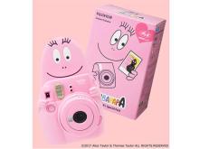 カメラを持ったバーバパパが超キュート!な「チェキ」発売