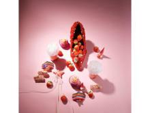 「苺」天国!人気ストロベリーブッフェを今季も開催
