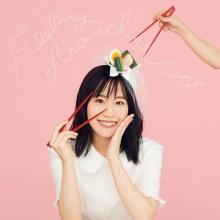 『ラーメン大好き小泉さん』マクロス⊿でデビュー・鈴木みのりが歌うOPテーマ「FEELING AROUND」ジャケ写公開