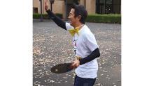 アキラ100%お盆と走った24時間マラソンの模様をお届け!