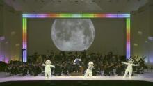 「ヤマト」「スター・ウォーズ」が音楽で競演 高精細4K星空映像とともに